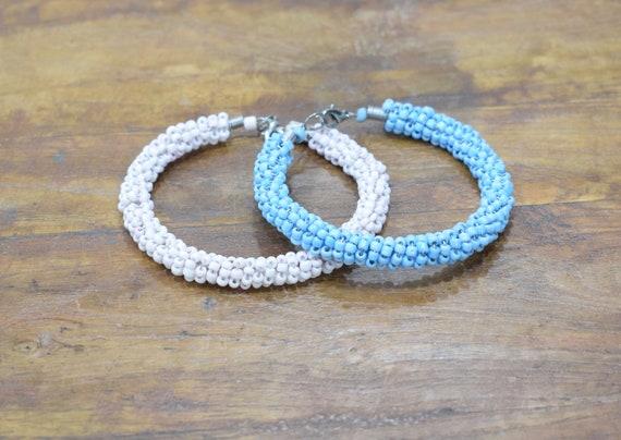 Bracelet Beaded Bangle Bracelet