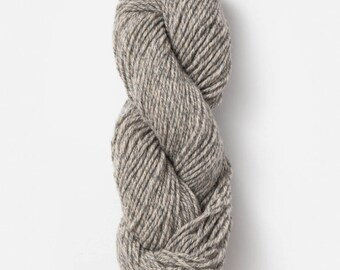 f59ba247327 Eco-Cashmere in Silver Bell - Blue Sky Fibers - DK weight yarn
