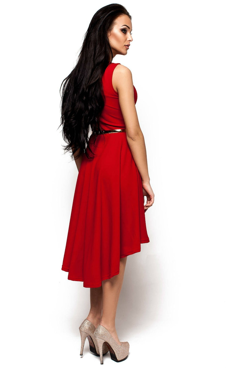 Red Evening Dresses for Women