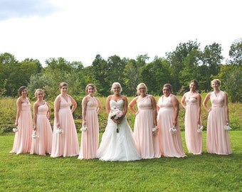 Burnt Orange Fall Bridesmaid Dresses Barn