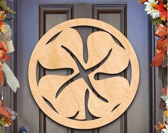 Irish CLOVER, Four Leaf Clover, Luck Of The Irish Wall Decor And Door Hanger – 93163H-20