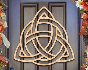 Irish Celtic Trinity Knot Wall Decor And Door Hanger – 93168H-20