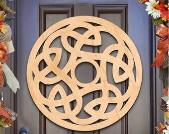 Irish CELTIC SPIRAL KNOT Wall Decor And Door Hanger – 93164H-20
