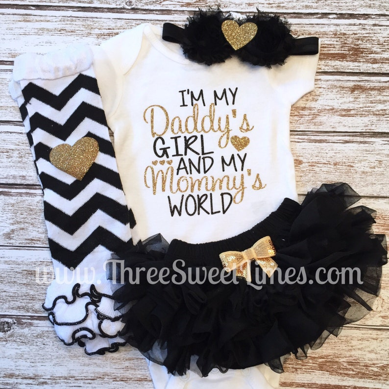 668874dfcca1 Baby Girl Clothes I m My Daddy s Girl And My