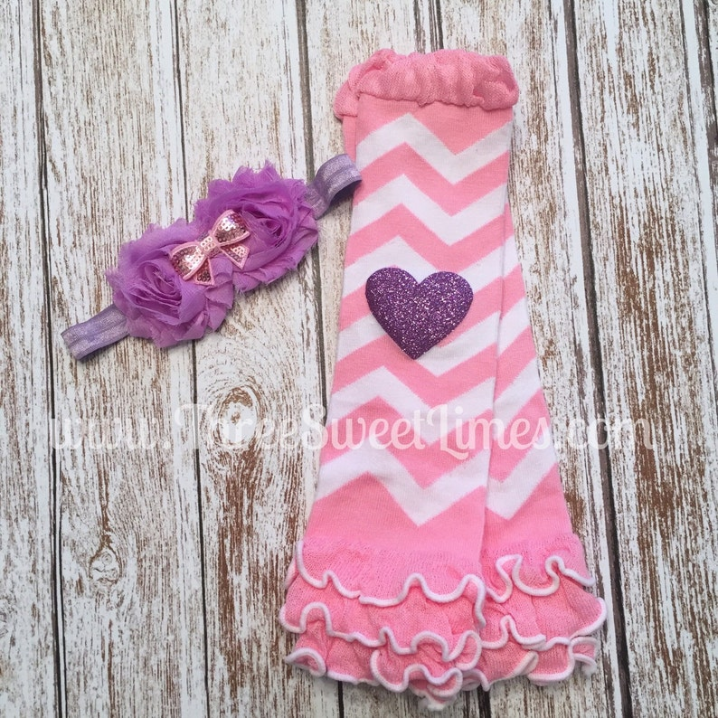 My First Easter Baby Girl Easter Outfit Spring Baby Clothing 1st Easter Set Bunny Outfit Headband Purple Pink Bloomers Leg Warmers