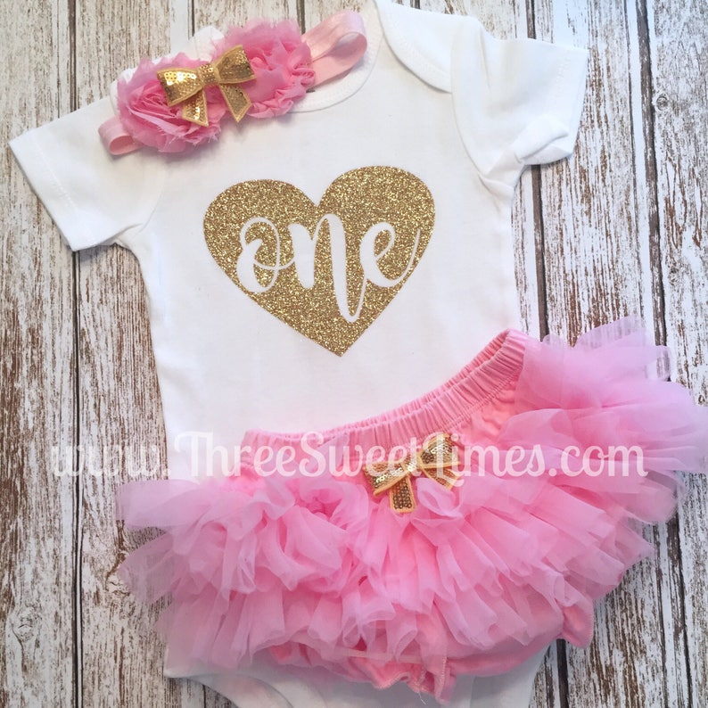 Clothing, Shoes & Accessories Creative Baby Girl First 1st Birthday Outfit Dress Tutu Cake Smash Party Pink Princess Top Watermelons Skirts