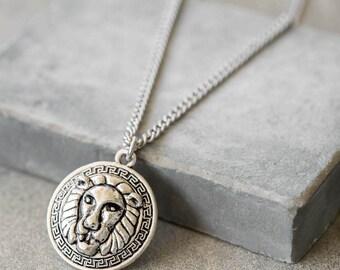 Men s Necklace - Men s Silver Necklace - Men s Pendant - Men s Jewelry -  Men s Gift - Men Jewelry - Men Necklace - Boyfriend Gift - Husband 412226144