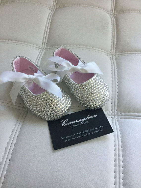 d1469ff83c2f Crystal Baby Slippers