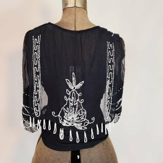 Gorgeous antique edwardian 1910s 1920s blouse!