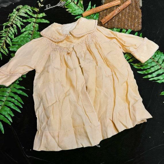 Antique edwardian 1910s kids coat!