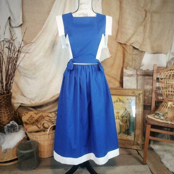 Vintage 1970s two piece super funky dress. - image 2