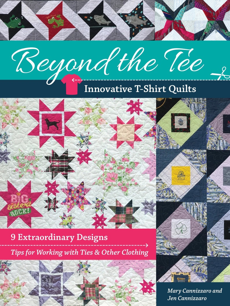 Beyond the Tee  Innovative T-Shirt Quilts image 0