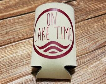 On Lake Time Can Insulator