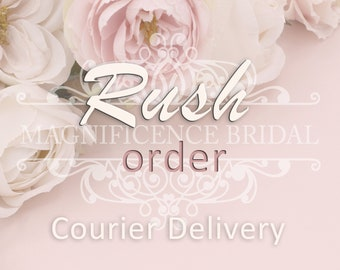 Rush Order/ Express Shipping