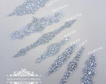 Bridal belt ,wedding belt, bridal sash, rhinestone belt, sash belt, wedding sash belt, crystal belt, bridal trim, rhinestone sash,