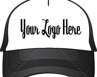 532936a0914 Adult Personalized trucker hat