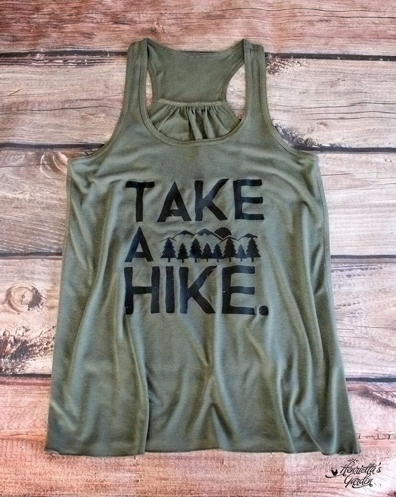 49ea3b5b15e4f Take A Hike Funny Shirt Outdoors Hiking Women s