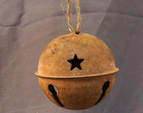 """2.5"""" Rusty Jingle Bell, Rusty Bell"""