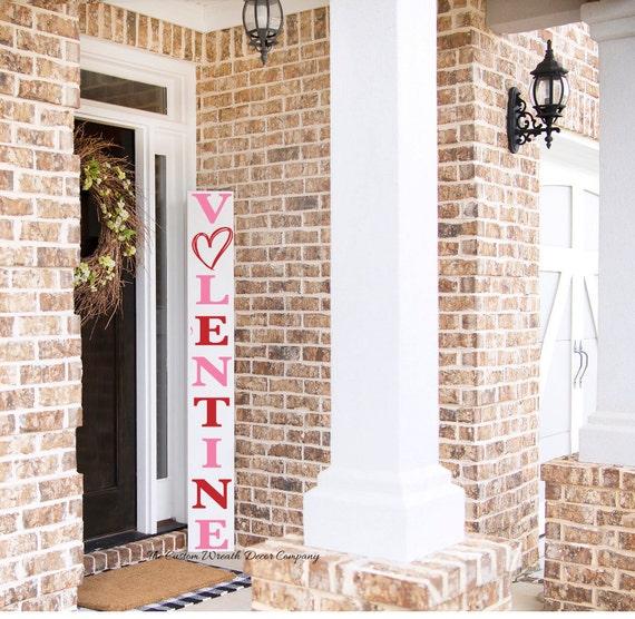 Valentine Porch Sign