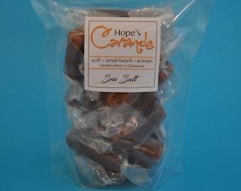 1/2 lb bag of caramels