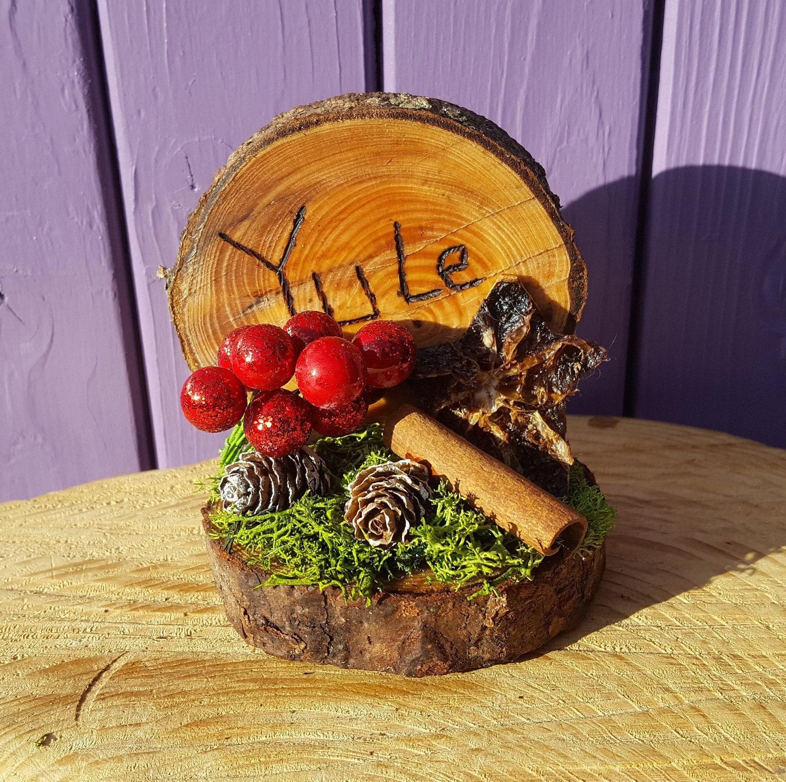 Yule Decoration Yuletide Home Decor Winter Solstice Pagan