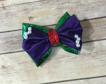 Ariel double layered bow