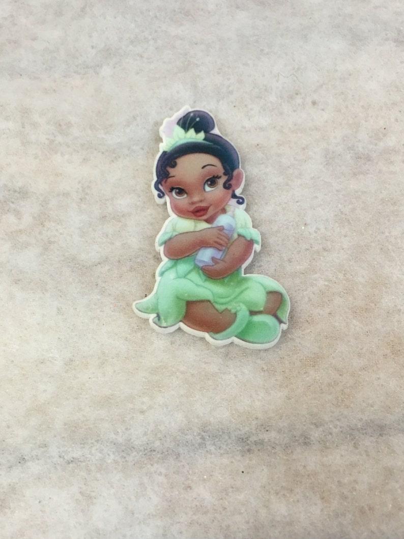 Princess Tiana bow