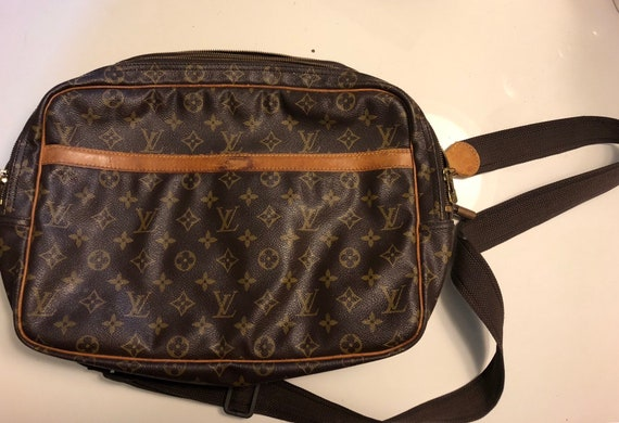 Authentic Louis Vuitton Bag Briefcase Monogram
