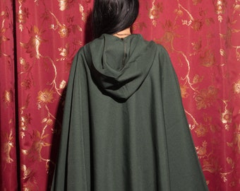 Hooded Cape, Hooded Cloack, Hooded Cover, Hooded capelet
