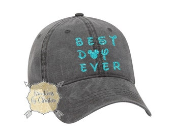 e2b74d36137 Best day ever hat