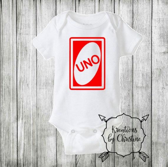 SALE Uno Birthday Shirt