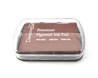 Ink large dark brown color