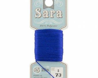 Sara embroidery thread