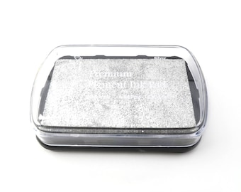 Ink large silver color
