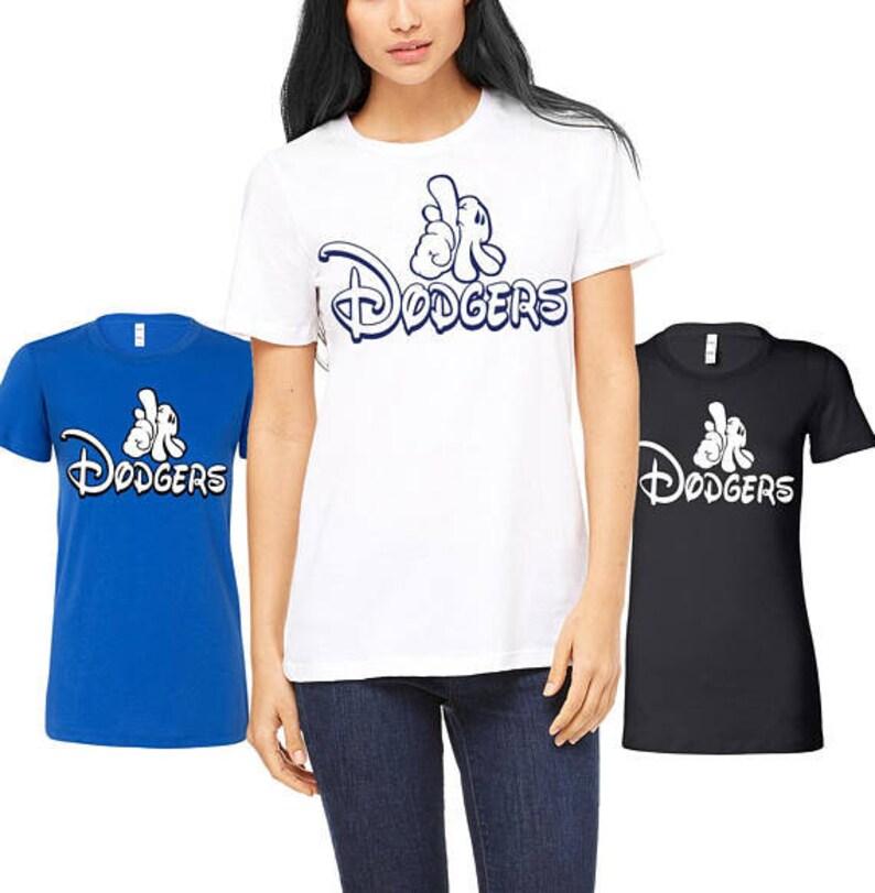 627f00d5 Los Angeles Handmade tee shirts. dodgers shirt dodgers t | Etsy