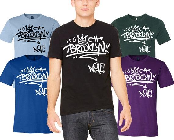 Brooklyn Unisex Shirt Graphic Tee Brooklyn t-shirts  ba421059704