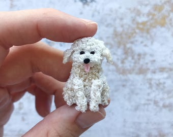 Custom Pet Worry Doll | Custom Pet Christmas Ornament | Custom Dog Ornament | Custom Cat Ornament | Custom Made Clothespin Doll