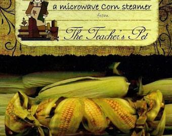 Corn Cocoon pattern by The Teacher's Pet