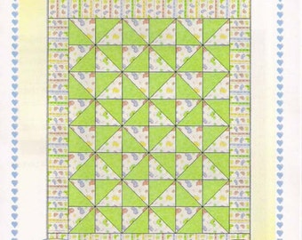 Pin Wheel Quilt pattern by Fabric Cafe