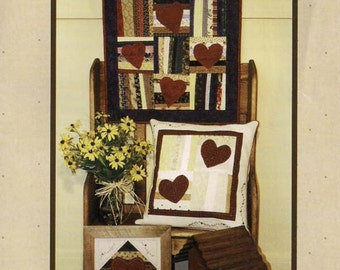 Heart Strings pattern by Mountain Patchwork