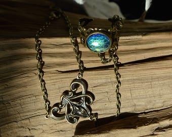Mermaid Slave Bracelet