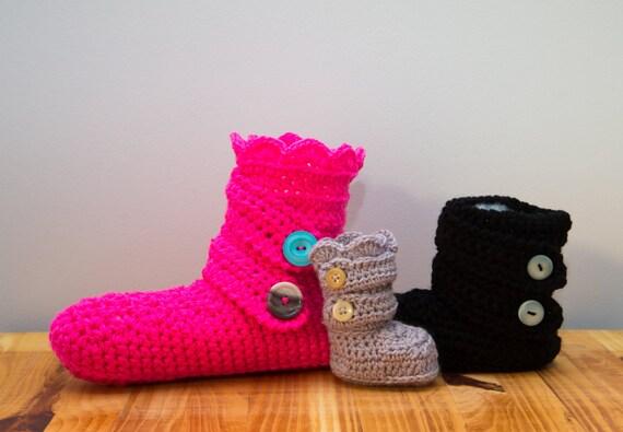 Kinder häkeln Haus Boot Bett Socke Pantoffel   Etsy