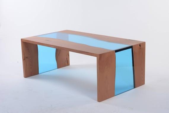 Fabulous Resin River Coffee Table Waterfall Coffee Table Modern Coffee Table Live Edge Coffee Table Resin Coffee Table Cjindustries Chair Design For Home Cjindustriesco