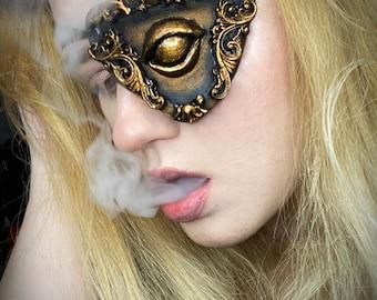 Steampunk Eyepatch - Costume Wear - Pirate Cosplay - Roman Gothic