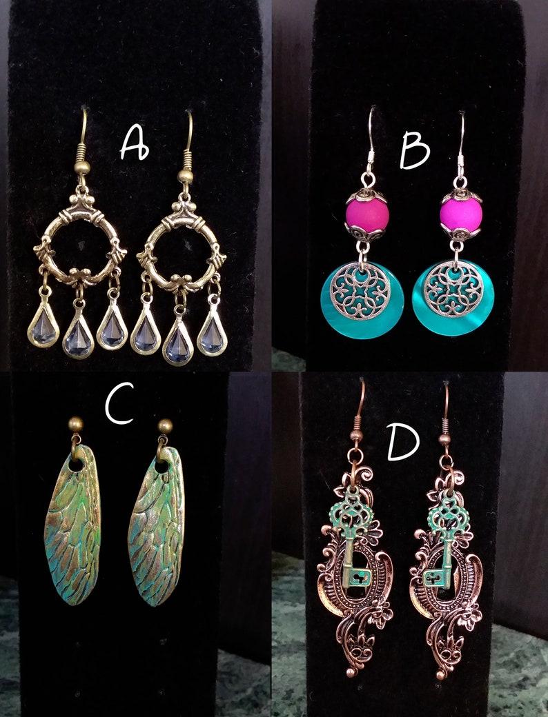 Earrings  Series 1 image 0