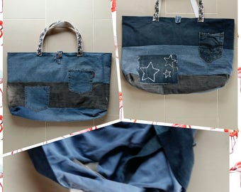 BIG Bag Denim