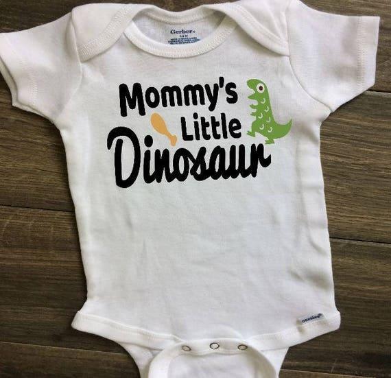 Dinosaur Shirt Dino Baby Dinosaur Onesie Baby Shower Gift Etsy