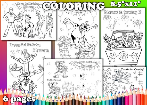 28+ Birthday Cake Coloring Pages ✨ Customizable Ad-free PDF ... | 407x570