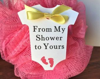Attractive More Colors. From My Shower To Yours Baby Shower Favor ...