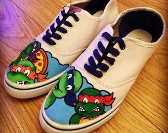 8552b1f092ed Teenage Mutant Ninja Turtles Shoes